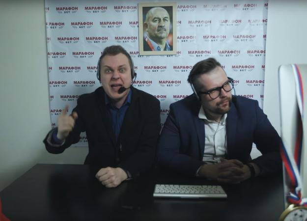 «Юра Дудь мой сын»: Хованский выпустил клип вподдержку сборной России пофутболу