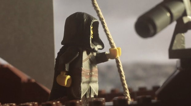 Assassin's Creed: Revelations встиле LEGO. Блогер постарался