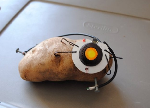 Tesla, подвинься: польский инженер создал самоуправляемую картошку!