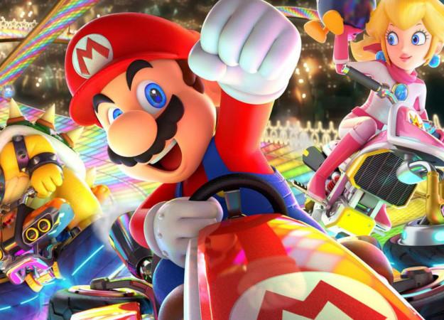 Nintendo снова покоряет смартфоны! Анонсирована Mario Kart Tour