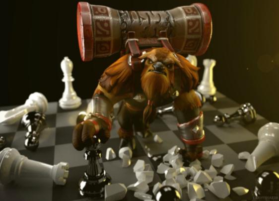 Популярная кастомка из«Доты» Auto Chess получила мобильную версию итурнир на $1,5 млн