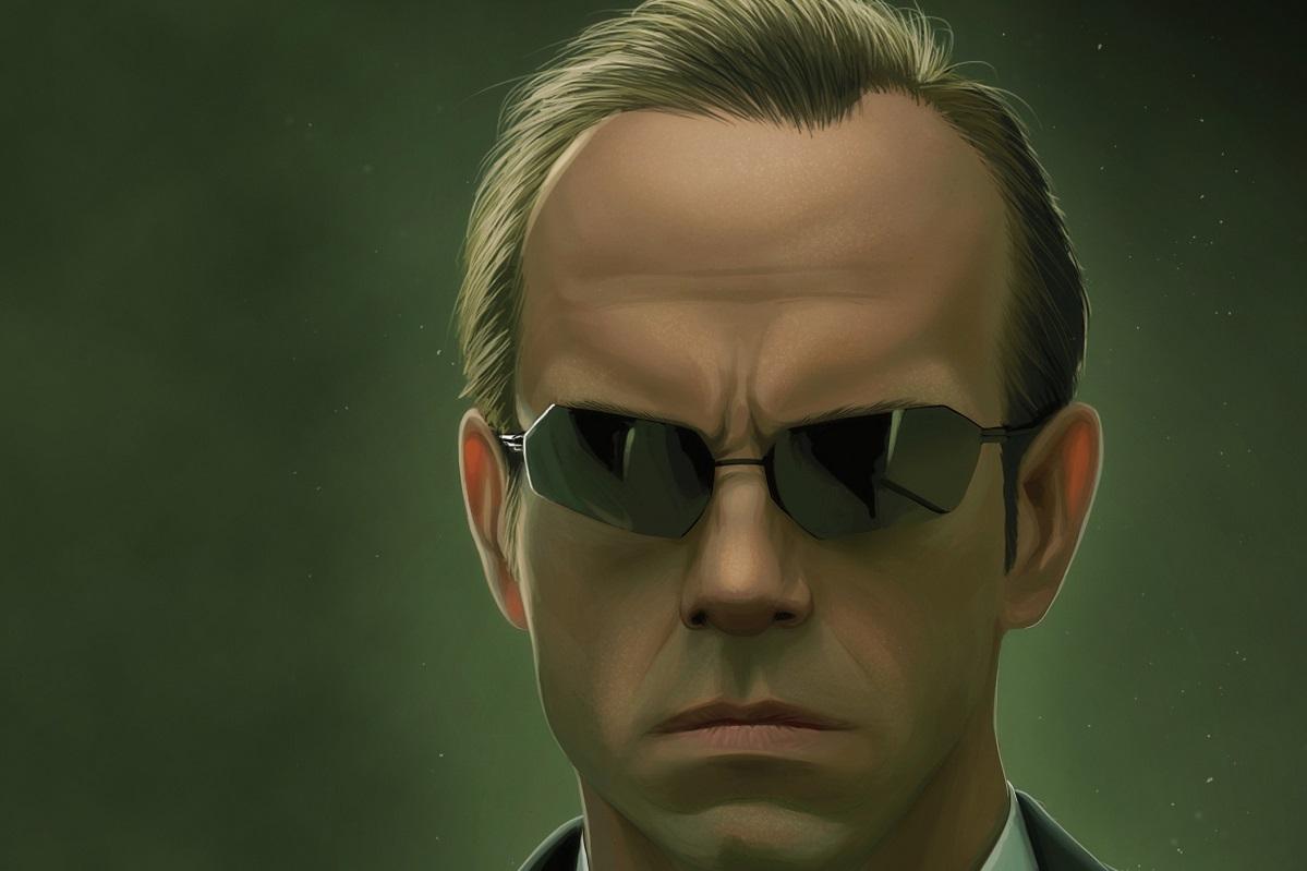 Насъемках «Матрицы 4» увидели атаку клонов. Новые агенты Смиты?