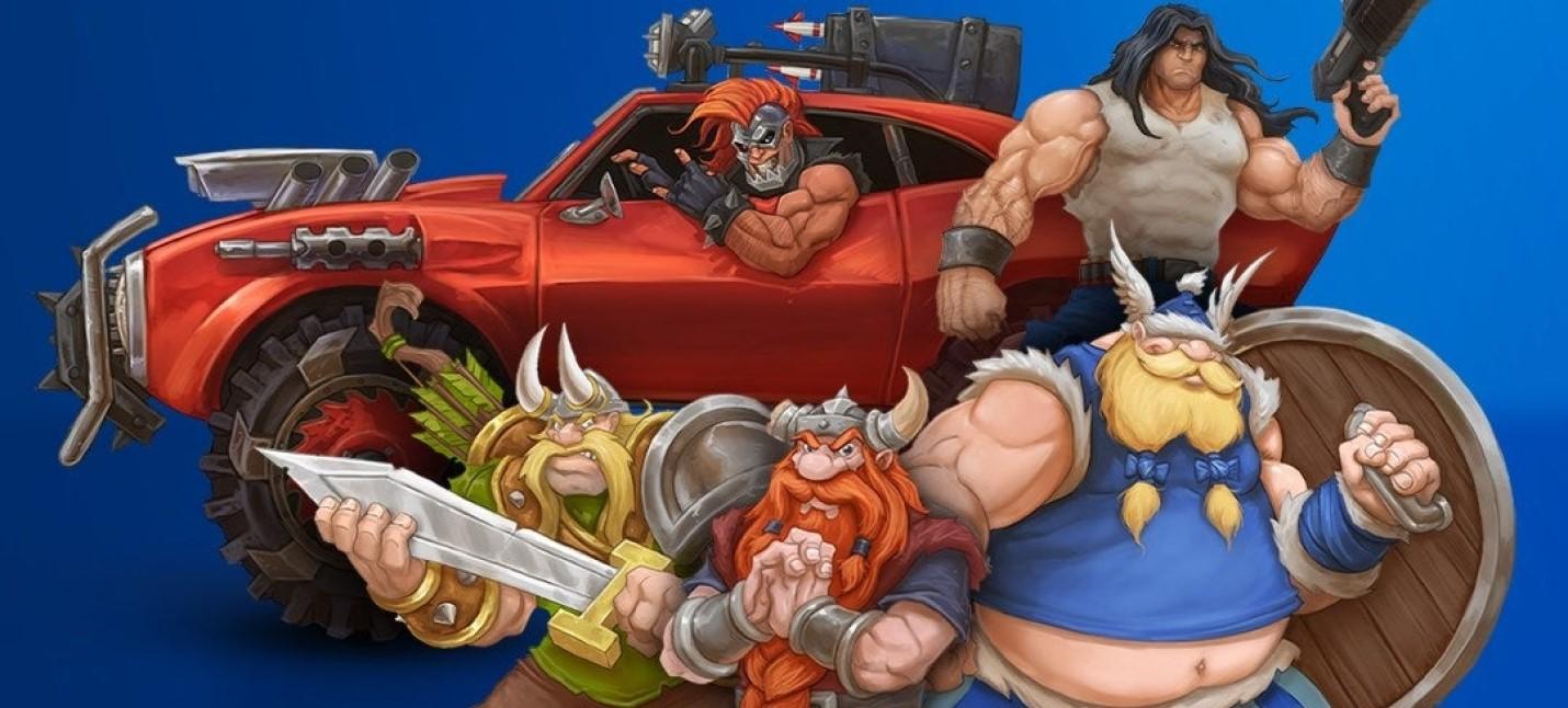 Blizzard советует стримить Rock & Roll Racing без музыки— иначе есть шанс получить DMCA-страйк