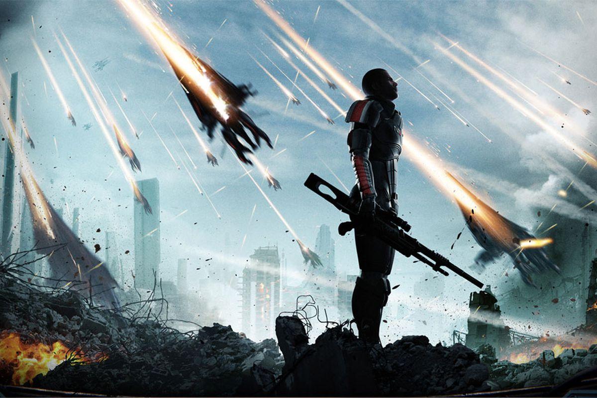 СМИ: нас ждет ремастер трилогии Mass Effect
