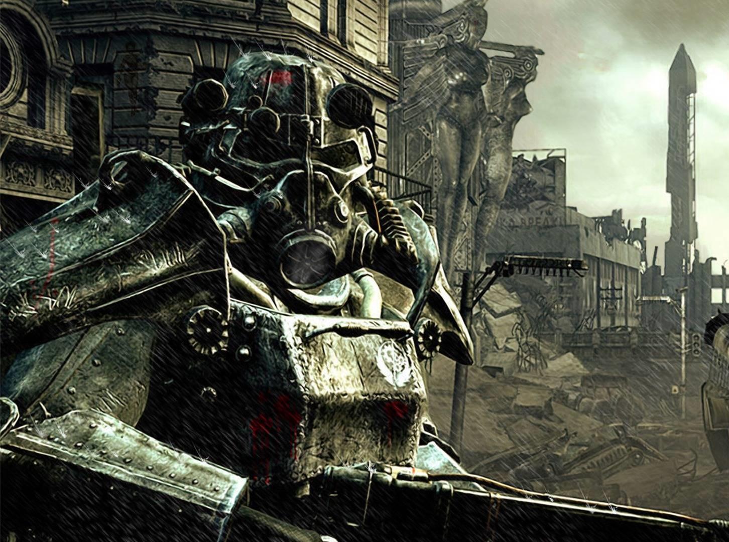 ООН напомнила о возможных последствиях военных конфликтов скриншотом из Fallout 3