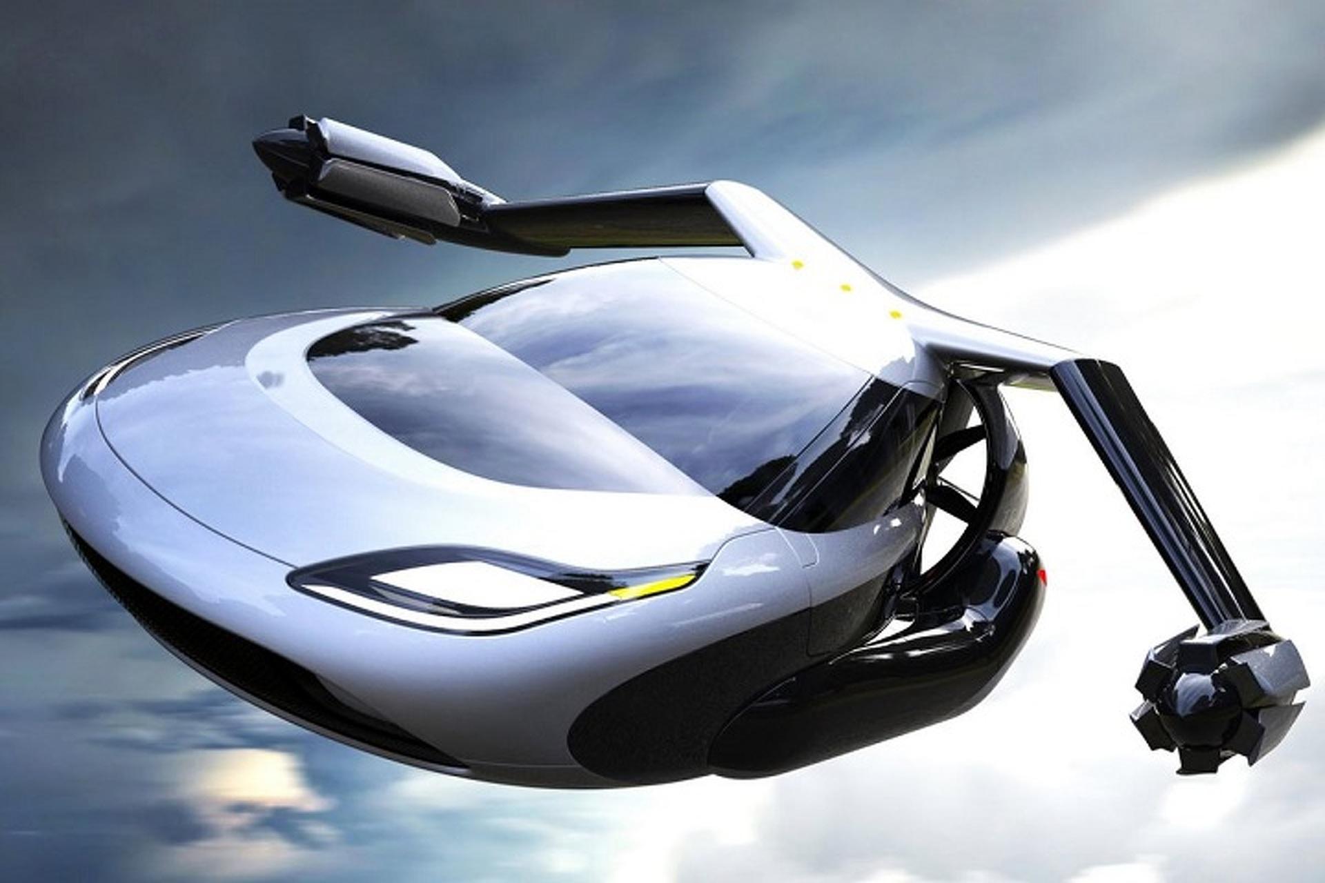 Летающие автомобили: насколько это реально?