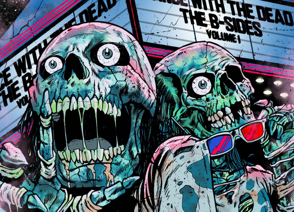 Плейлист. 30 лучших треков синтвейв-группы Dance with the Dead