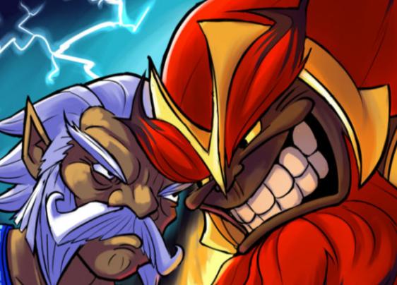 ВDota Auto Chess появились подробности способностей двух новых героев— «Зевса» и«Марса»
