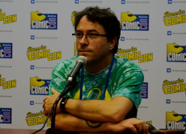 Стал известен второй гость Comic Con Saint Petersburg— Мэтт Холлингсворт снова посетит Россию