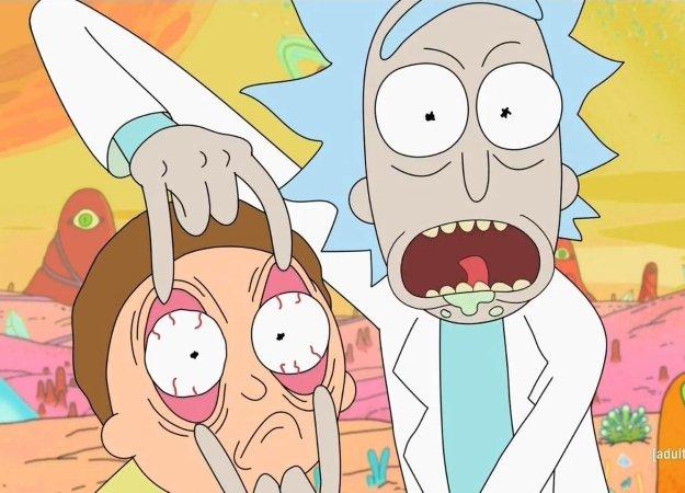 Фанаты «Рика иМорти» намерены судиться сMcDonald's из-за отсутствия сычуаньского соуса
