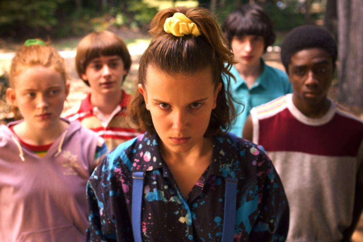 Netflix поделился первым загадочным тизером 4 сезона «Очень странных дел»