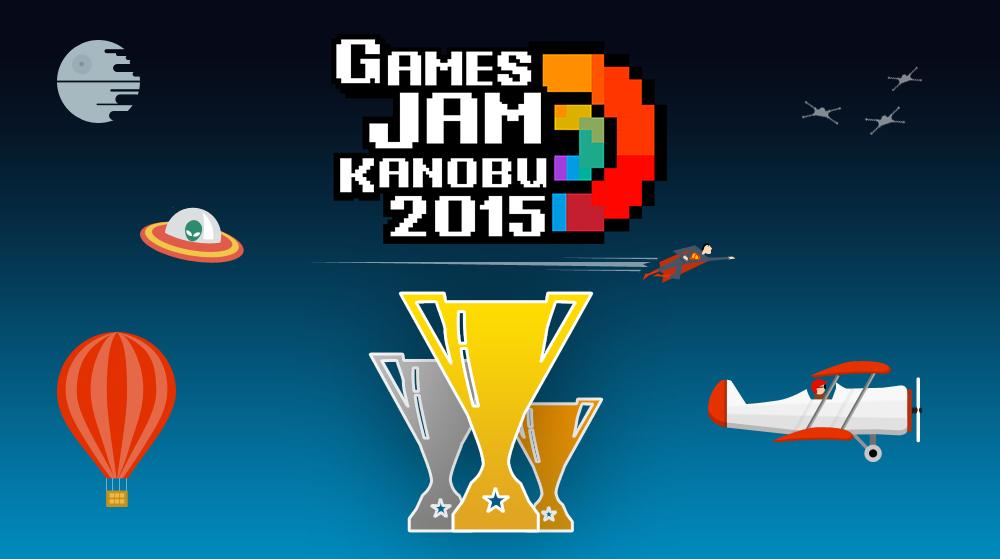 Итоги GamesJamKanobu 2015