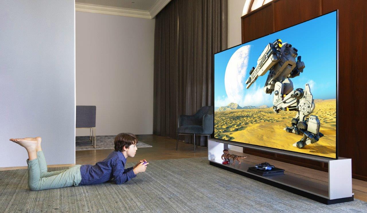 LGпредставила игровые 8К-телевизоры споддержкой видеокарт Nvidia GeForce RTX30
