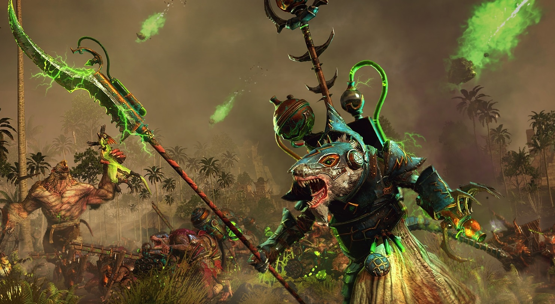 ВSteam стартовала распродажа игр повселенной Warhammer