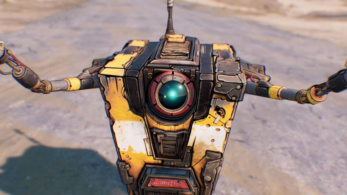 Джек Блэк озвучит робота Клэптрэпа вфильме поигре Borderlands