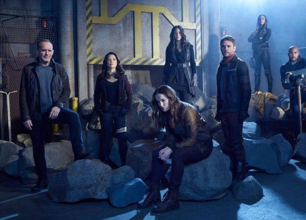 """Marvel поделилась трейлером шестого сезона «Агентов """"Щ.И.Т.""""». Финал видео интригует"""