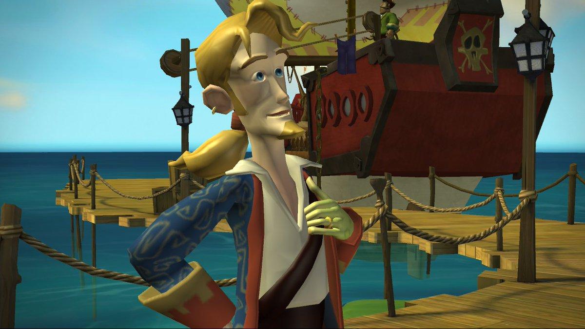 Tales ofMonkey Island вернулась вSteam. Ееотдают соскидкой