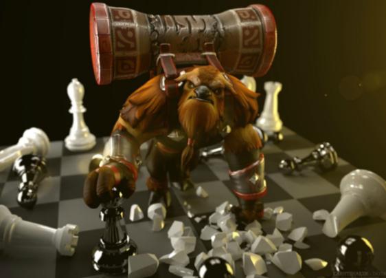 Что такое Dota Auto Chess ипочему она всем так нравится?