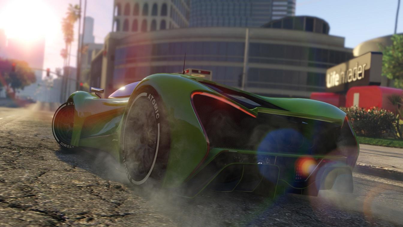 Вышел новый графический мод для GTA 5. Такой игру Rockstar вы еще не видели