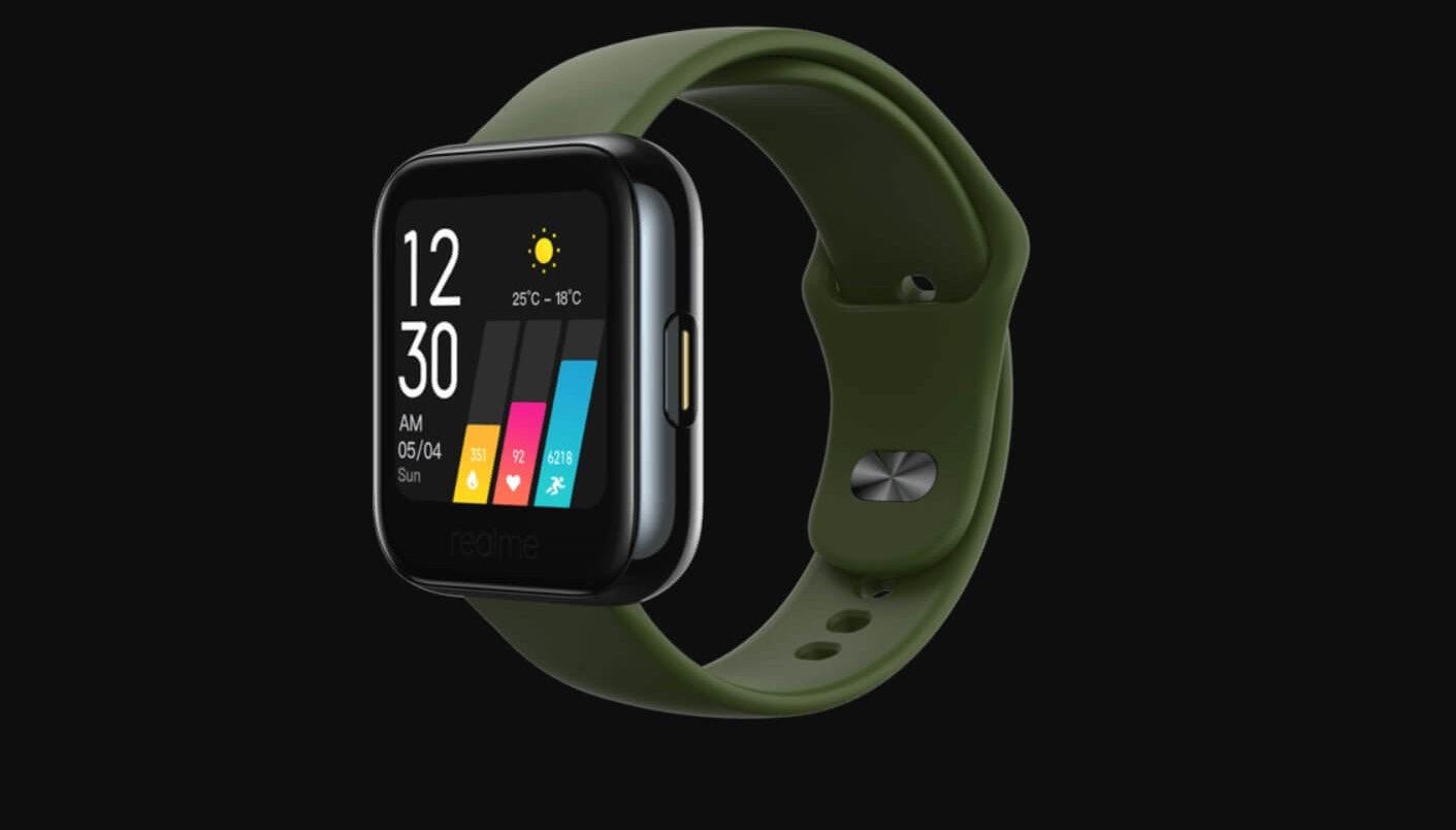 Бюджетные смарт-часы Realme Watch приехали вРоссию