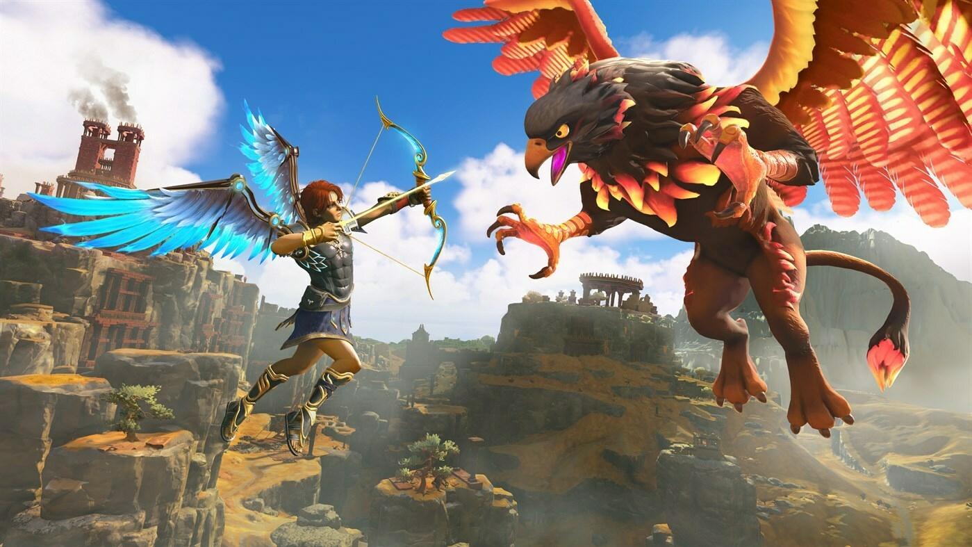 Gods & Monsters отUbisoft выйдет 3декабря под другим именем. Есть новые скриншоты