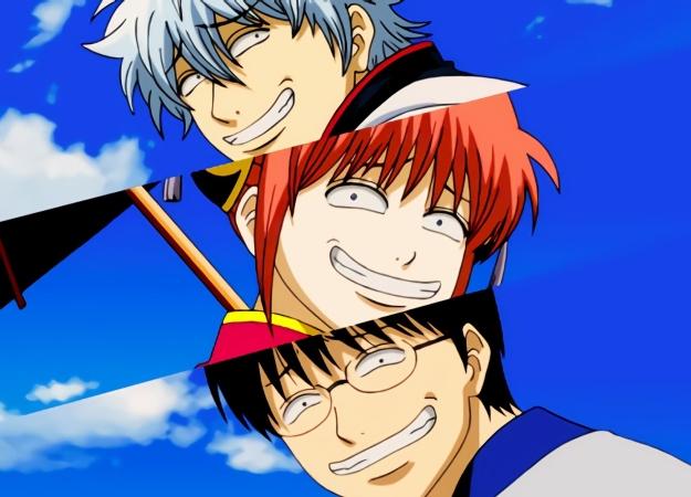 Финал серебряной души: популярная комедийная манга Gintama завершится всентябре