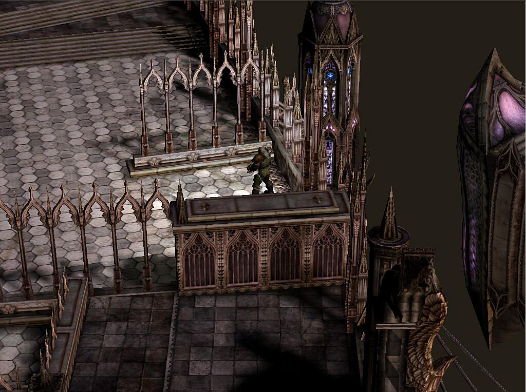 В сети появились скриншоты ранней и более мрачной версии Diablo 3