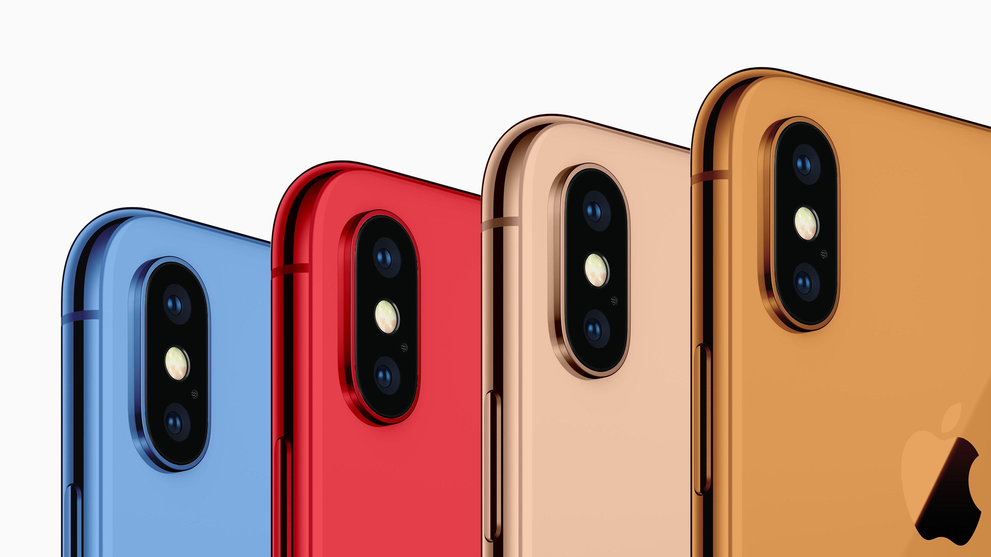 Какими будут новые iPhone — все слухи иутечки