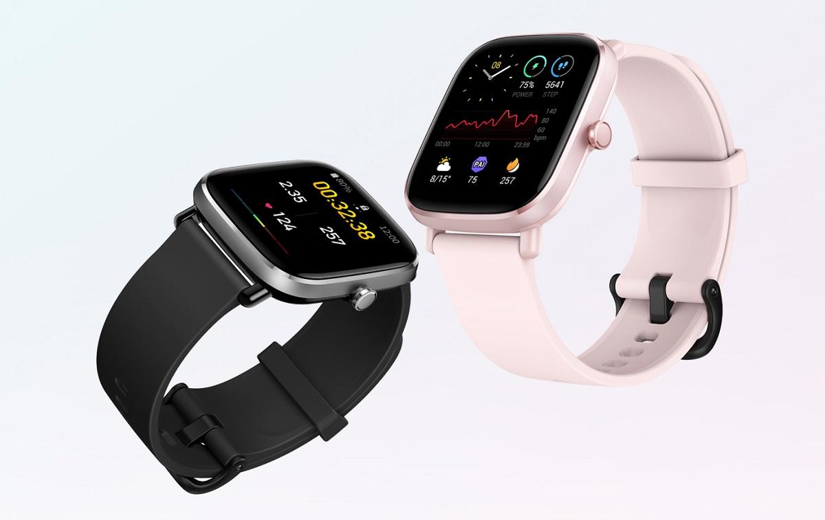ВРоссии представили смарт-часы Amazfit GTS 2 Mini