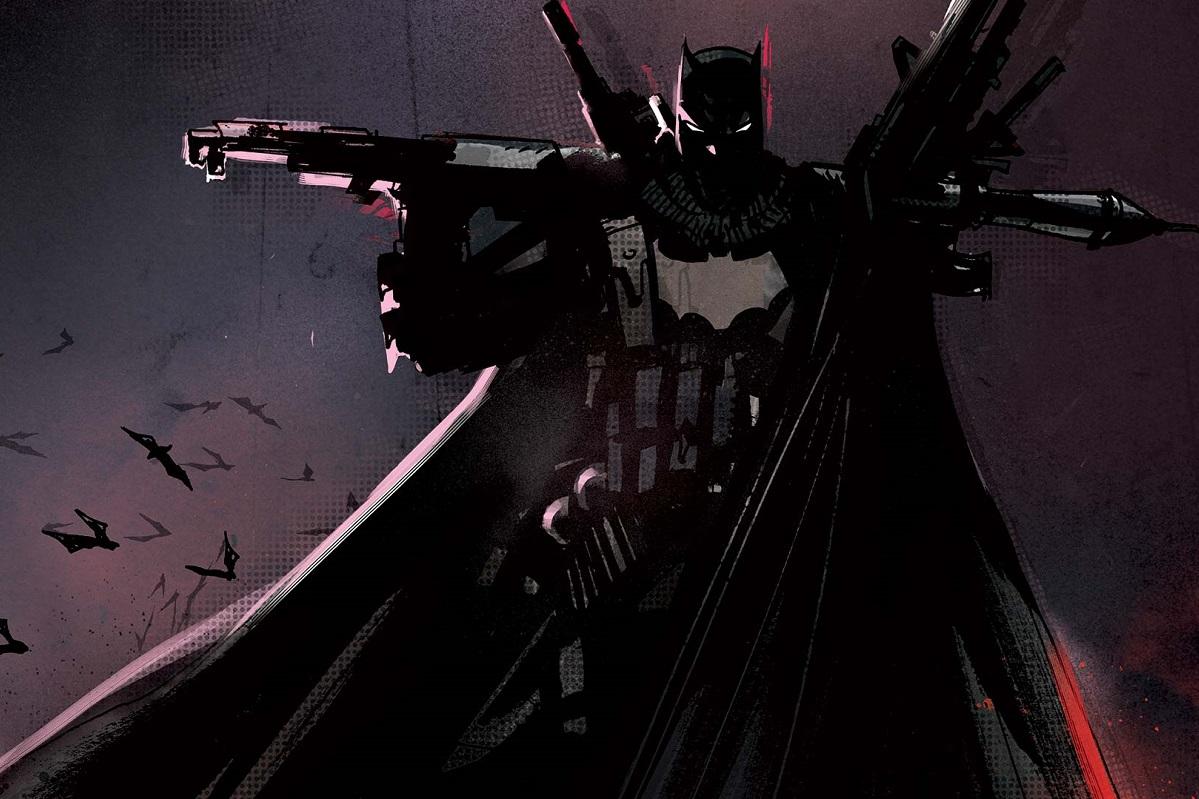 Музыкальная тема изнового «Бэтмена» получила рок-кавер