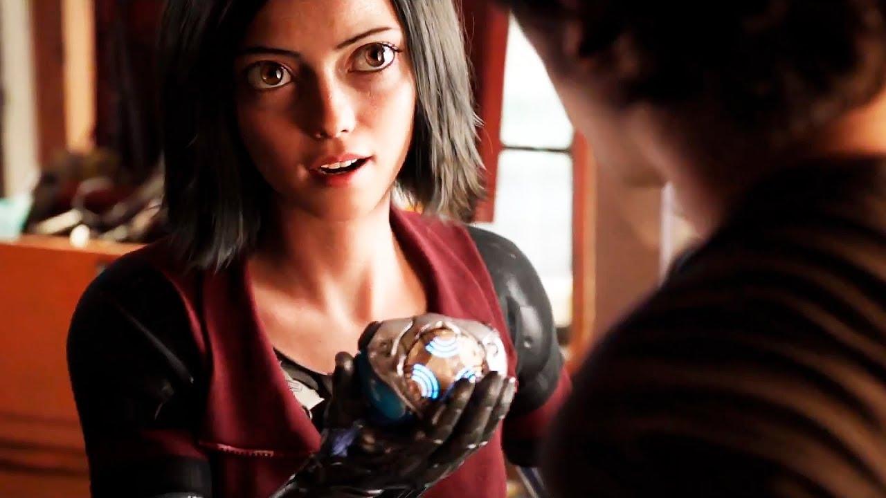 Создатели «Алиты: Боевой Ангел» поделились впечатлениями от работы над фильмом в новом трейлере