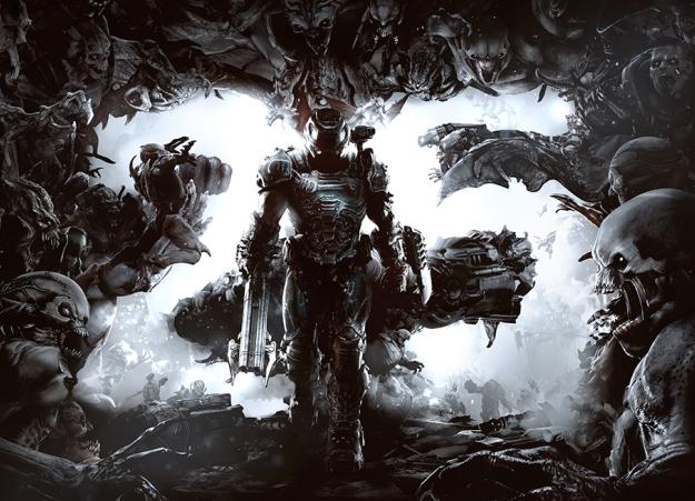 Bethesda объявила оначале года Doom особым роликом, приуроченным к25-летию серии
