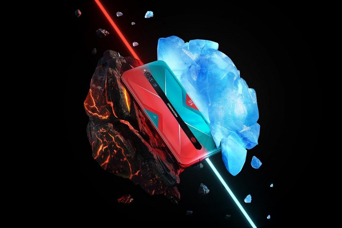 ВРоссии представили игровой флагман Nubia Red Magic 5G сэкраном 144 Гц