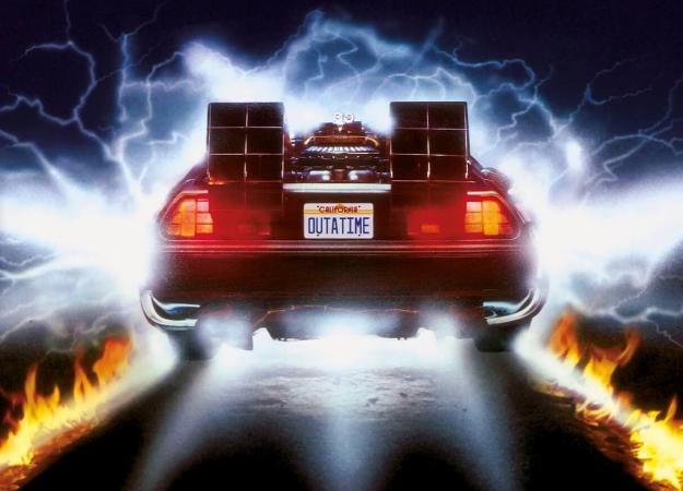 88 миль вчас: история DeLorean DMC-12 из«Назад вбудущее»
