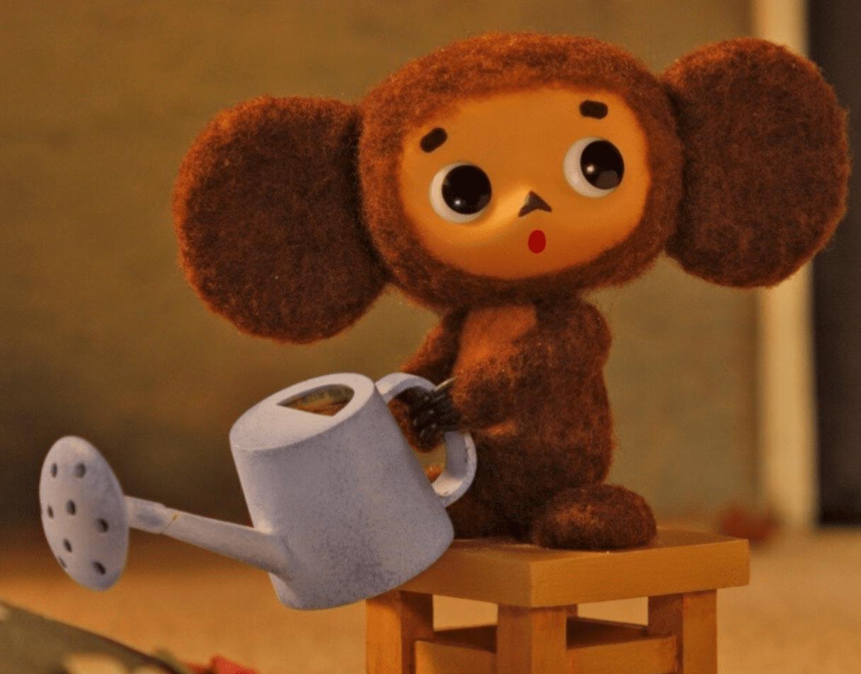 Японцы выпустили первое CG-аниме оЧебурашке