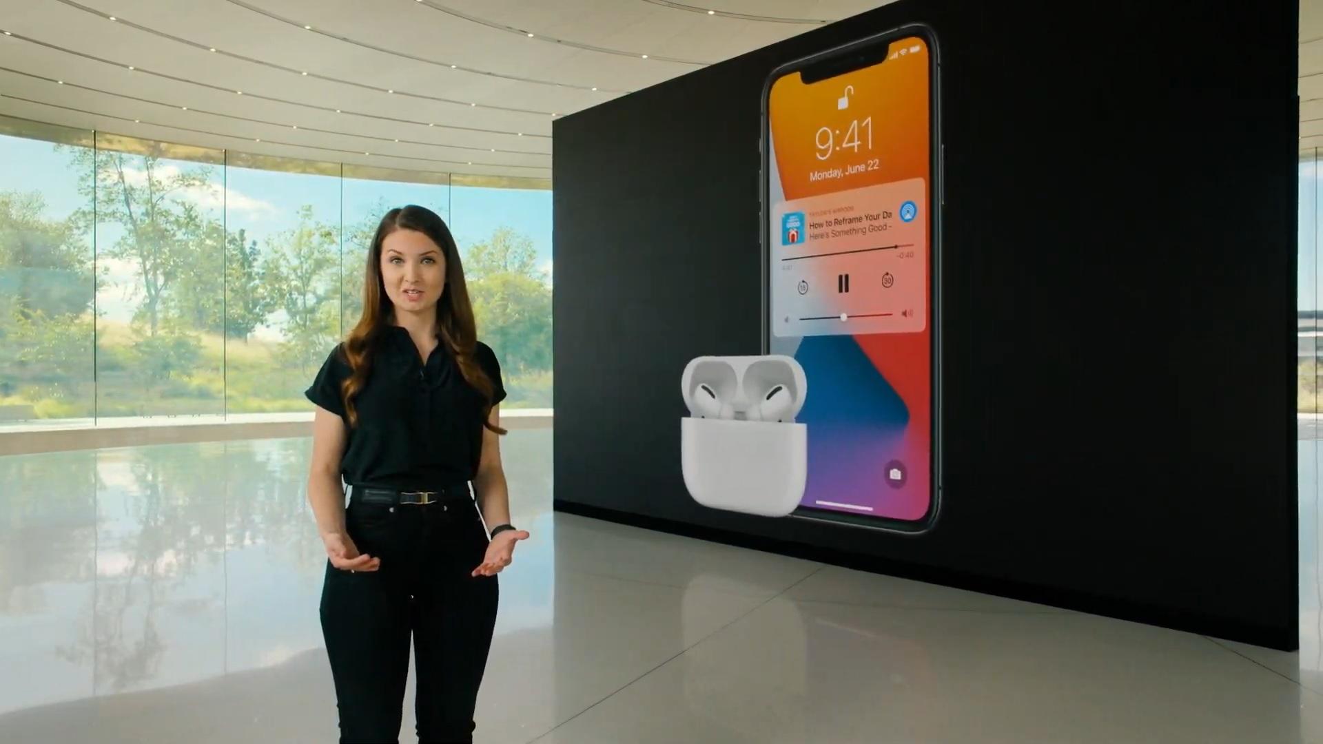 Apple показала небольшие улучшения iPadOS иполезные функции для AirPods