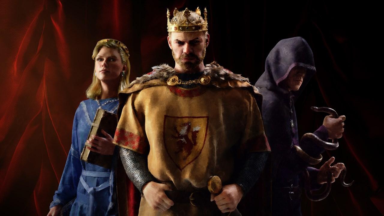 Суть. Crusader Kings 3— стратегия, где можно случайно захватить Иерусалим