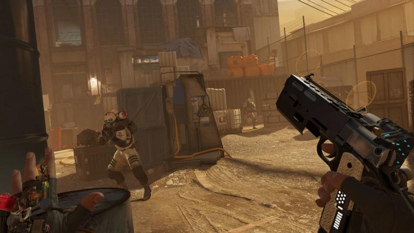 Half-Life: Alyx обновили. Теперь вбутылках есть жидкость