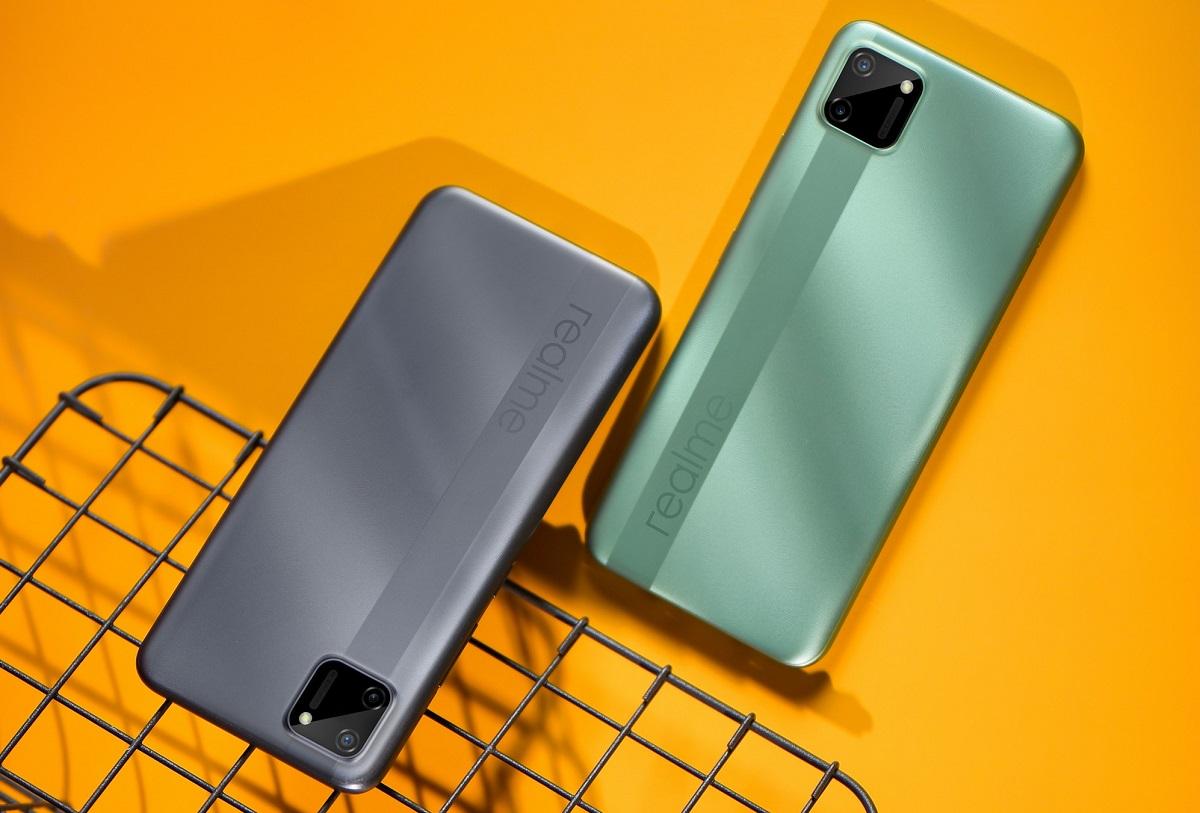 ВРоссии представили бюджетный смартфон Realme C11 сбатареей 5000 мАч