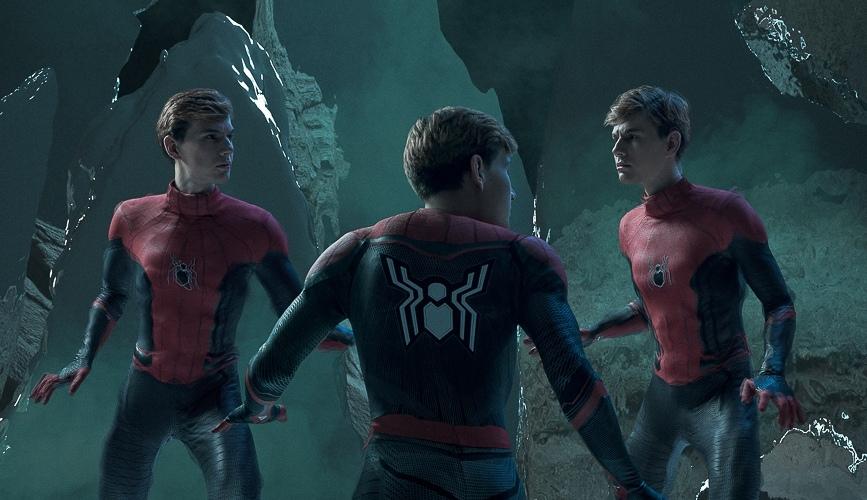 Питер Паркер вмире иллюзий— это крутой косплей помотивам фильма «Человек-Паук: Вдали отдома»