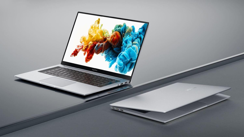 Представлен обновленный, тонкий иалюминиевый ноутбук Honor MagicBook Pro 2020