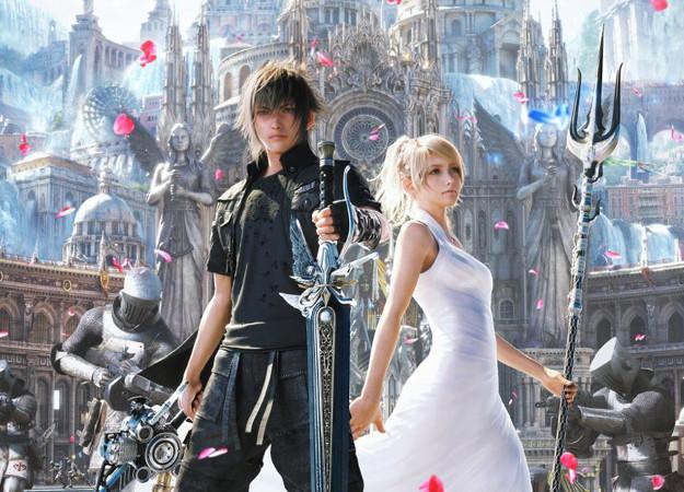 PC с 1080Ti не смог одолеть Final Fantasy XV на максимальных настройках