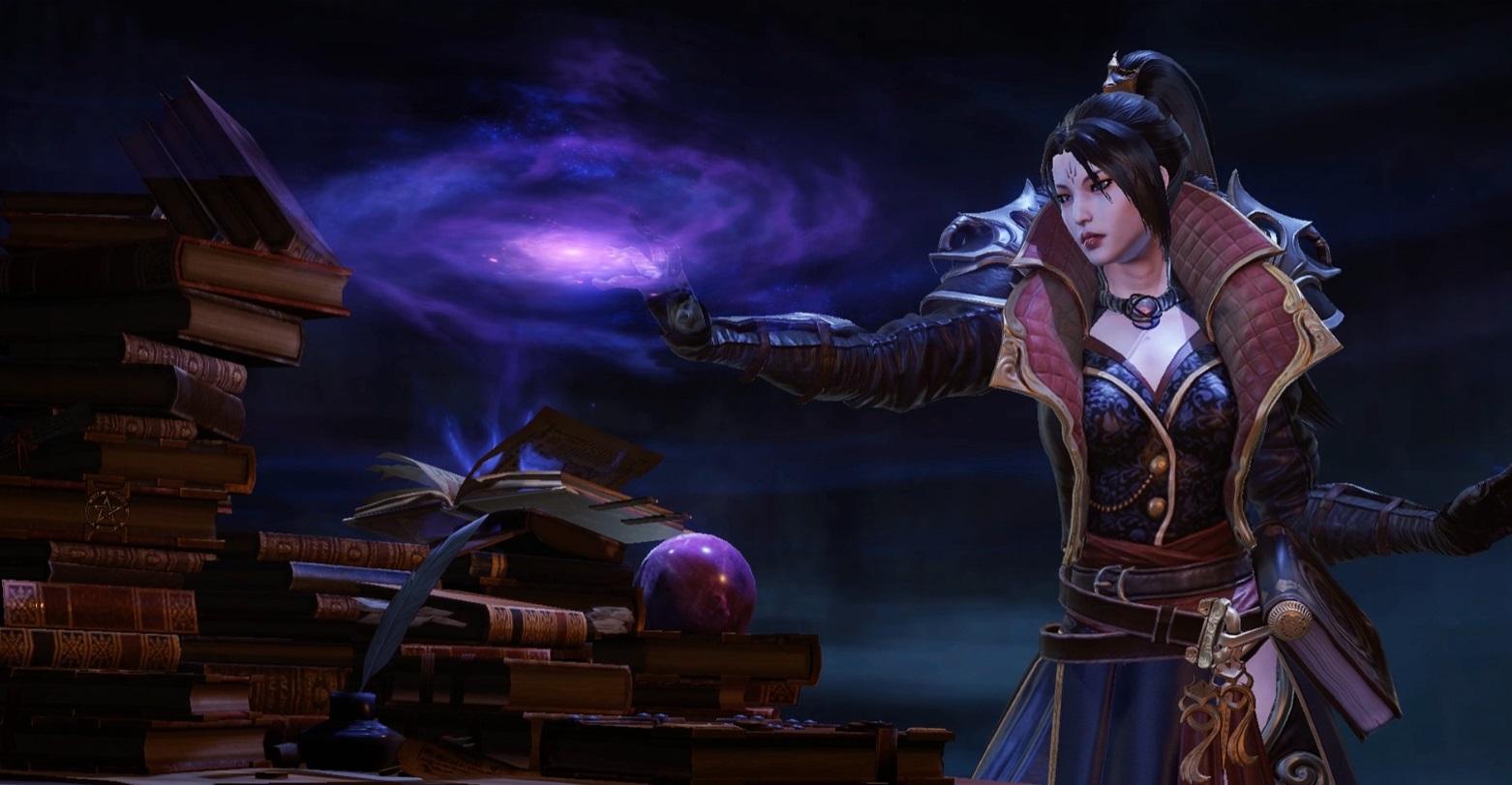Blizzard пока не готова делать анонс следующей части Diablo
