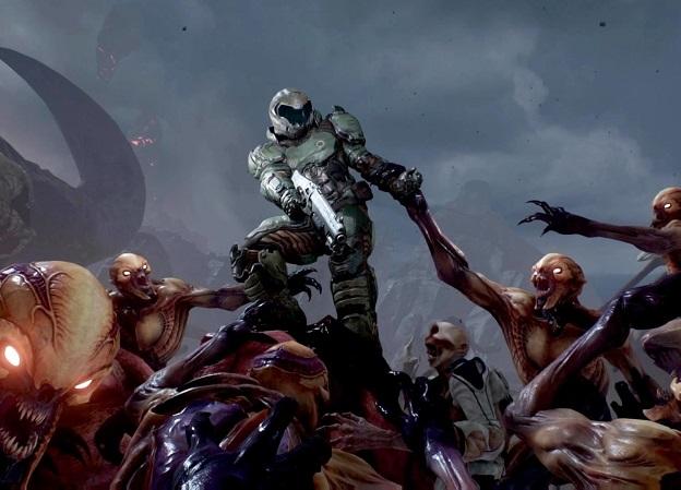 Разработчики Doom отрицают связь сновым фильмом