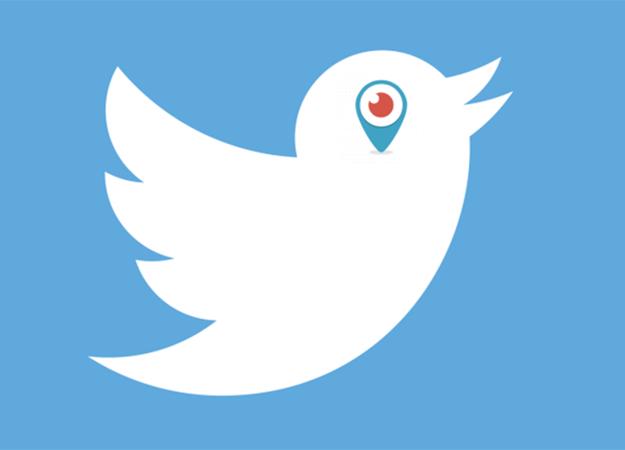Twitter поглотит функциональность Periscope