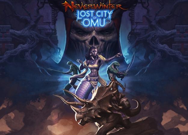 Страх, загадки исокровища вобновлении Neverwinter: Затерянный город Ому