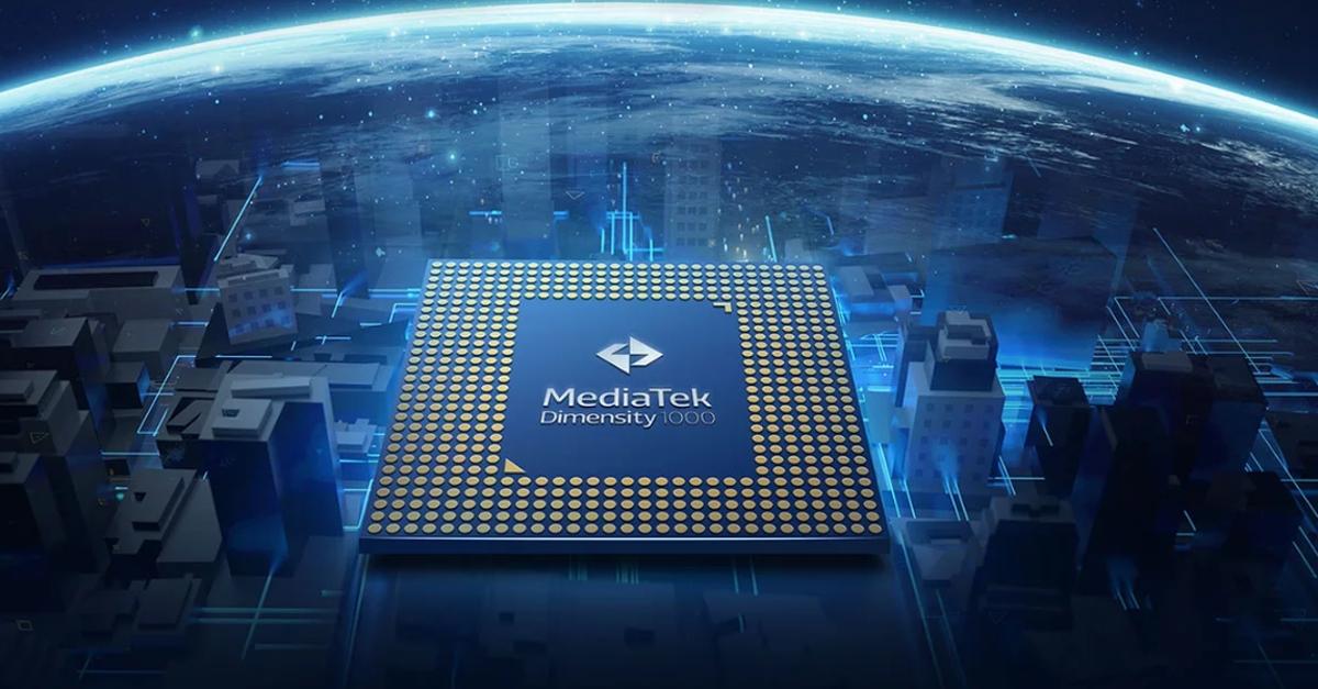 MediaTek представила Dimensity 1000+: процессор для смартфонов споддержкой экранов 144 Гц