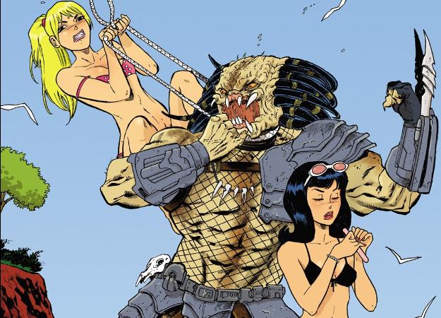 Подростки Ривердейла против инопланетного охотника— обзор комикса «Арчи против Хищника»