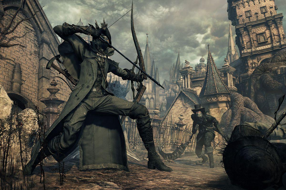Моддер пытается сделать Bloodborne изDark Souls3. Уже есть результаты