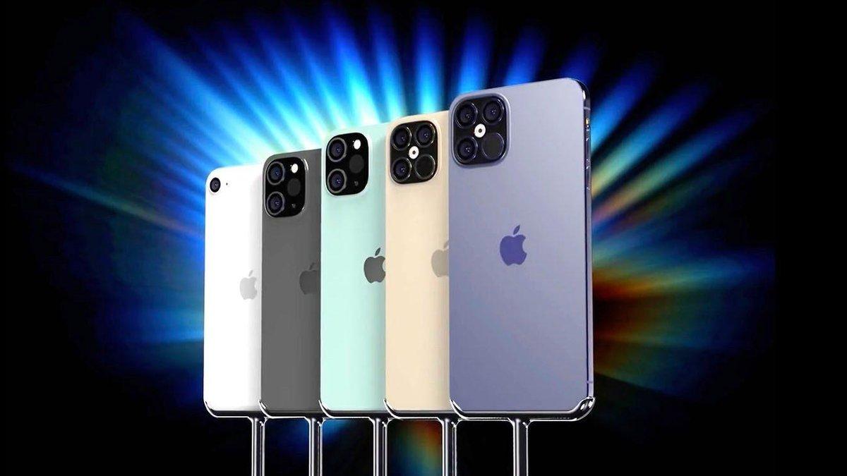 Apple сообщила опереносе презентации iPhone12